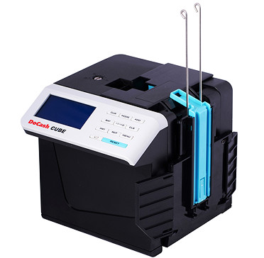 currency detector docash cube, company elbit